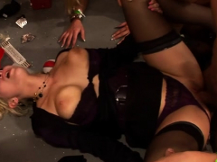 Delicious Hotties Are Fucked Senseless By Hard Male Rods