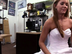 Gloryhole Blowjob And Public Agent Reality Show A Bride's