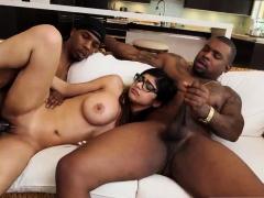 Bathroom Teen Slut My Big Black Threesome