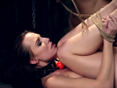 Device Bondage Blowjob Best Buddies Aidra Fox And Kharlie