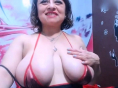 Colombian Woman Showing Pussy In Fron Webcam