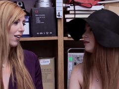 Lauren Phillips And Scarlett Snow Under Suspicion Of Petty T