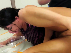 Teen Spanking Punishment And Swallows Lots Of Cum Talent