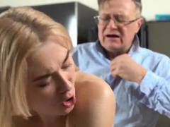 Fervent Schoolgirl Gets Seduced And Shagged By Elderl42szl