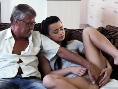 Female Fake Taxi Old Man What Would You Prefer - Computer