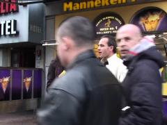 European Tourist Rides Hookers Pussy Hard