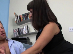 Boss Lady Wants The Cock