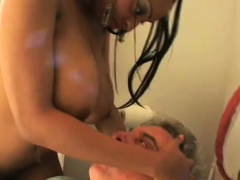 Lustful Beauty Gets Groped And Drilled
