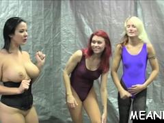Amazing Babe Kenna Valentina Enjoys Facials After Sex
