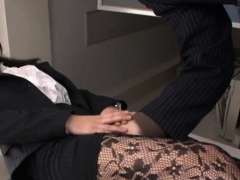 Looking Office Chick Gets Seduced And Gangbanged Coarse