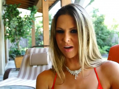Magnificent Perfection With Round Tits Gets Rammed