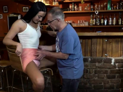 Daddy4k. Daddy Invites Son And His Gf To The Bar