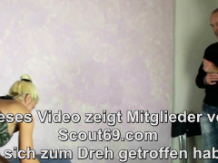 Milf Hooker Gagging Deepthroat And Bareback Cowgirl German