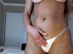 Using Panties To Masturbate