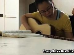 Japanese Music Milf Teacher Fucked By Student