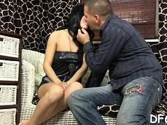 Lewd Kitty Nikki Romanova Fucked A Lover