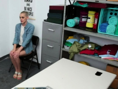 Short Haired Teen Paris Amour Getting Dicked Down