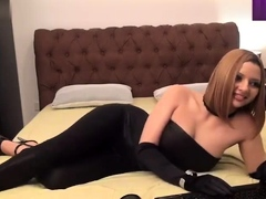 Horny Milf Claire Dames Jerk And Sucks Thick Hard Meat Tube