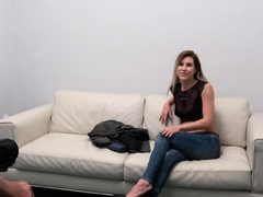 Fake Agent Office Fuck For Cock Hungry Blonde