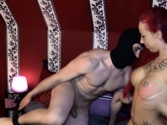 No Condom Fuck From Real German Redhead Teen Hooker