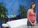 Horny Slut Seduced by Massage Therapist