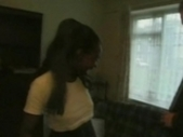 Cute Black Teen Girl