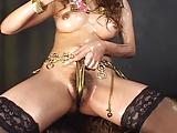 Oily Body Erotica Dance 03 Ren Hitomi