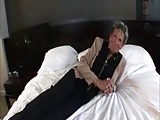 Granny Gets A Big Cock Up Her Arse