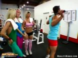 Kimberly Kane Train The Main Vein For CFNM Secret Realitykings