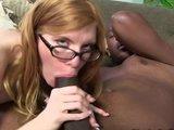 Blacksonblondes- April Turner vs Mandingo