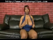Sue black ebony cumshots ebony swallow in ...